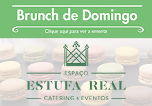 Estufa Real | Brunch