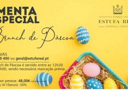 Estufa Real_Brunch Páscoa 2019
